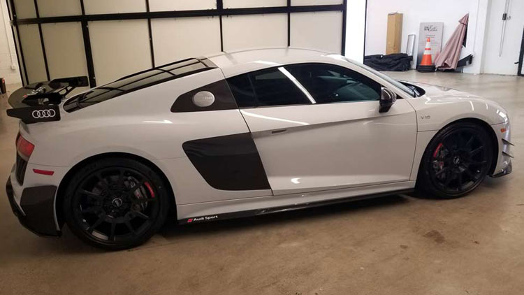 Audi R8 Competition Package
